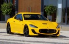 Maserati GranTurismo MC Stradale Gets Some Extra Love From Novitec Tridente