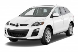 2012 Mazda CX-7 FWD 4-door i Sport Angular Front Exterior View