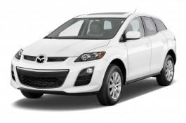 2012 Mazda CX-7 FWD 4-door i Sport Angular Front Exterior View