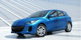 2012 Mazda MAZDA3 with SkyActiv