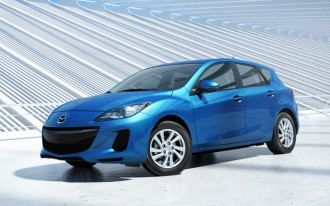 2012 Mazda 3 Lineup Priced
