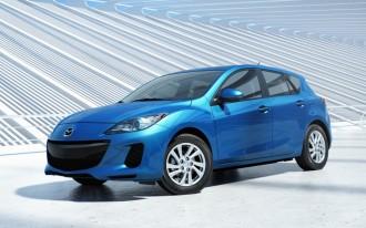 2012 Mazda Mazda3 Preview: 40-MPG SkyActiv, New Base Hatch
