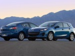 2012 Mazda3: Familiar Look, But All-New Under The Hood