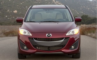 2012 Mazda Mazda5: First Drive