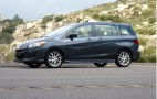 2012 Mazda5: A Smart Pick, But Lean Feature Set Might Limit Appeal