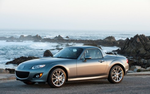 2012 Mazda MX-5 Miata PRHT