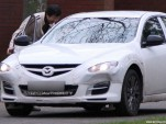 2012 Mazda RX-7 test mule spy shots
