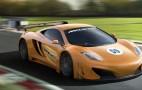 Confirmed: 2012 McLaren MP4-12C GT3 Racing Program