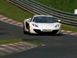 2012 McLaren MP4-12C on the Nordschleife