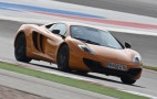 McLaren Documents The MP4-12C Supercars U.S. Arrival: Video