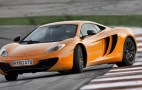 First McLaren MP4-12C Wrecked