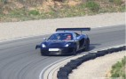 Spy Shots: 2012 McLaren MP4 GT3 Racer