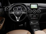 2012 Mercedes-Benz B-Class interior leak