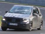2012 Mercedes-Benz B-Class spy shots