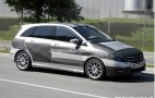 2012 Mercedes-Benz B-Class To Offer Up To Four Alternative Powertrains: Report
