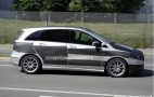 2012 Mercedes-Benz B-Class Spy Shots