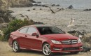 Adrenaline Junkies: Mercedes Wants To Loan You A 2012 C-Class Coupe