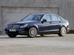 2012 Mercedes-Benz C-Class: Half Will Have Four-Cylinder Engine