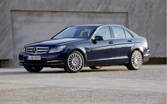 2012 Mercedes-Benz C-Class: Half Will Have Four-Cylinder Engine