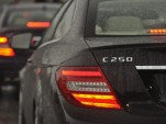 2012 Mercedes-Benz C-Class: Four-Cylinder C 250 Drive Report