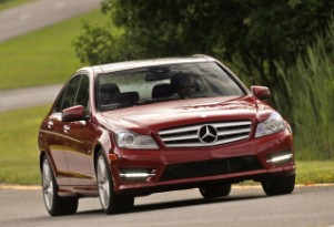 2011-2012 Mercedes-Benz Vehicles Recalled For Fire Risk
