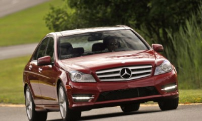 2012 Mercedes-Benz C Class Photos