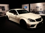 2012 Mercedes-Benz C63 AMG Black Series Night of the Stars gallery