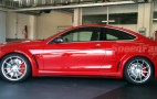 2012 Mercedes-Benz C63 AMG Black Series Revealed Early?