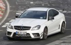 Mercedes C63 AMG Coupe Black Series Laps The 'Ring In 7:46