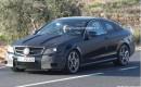 2012 Mercedes-Benz C63 AMG Coupe spy shots