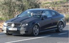 Spy Shots: 2012 Mercedes-Benz C63 AMG Coupe
