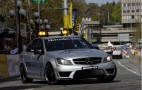 Mercedes-Benz Reveals New C63 AMG DTM Safety Car: Video