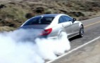 Video: 2012 Mercedes-Benz CLS 63 AMG Burnout