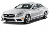 2012 Mercedes-Benz CLS Class Photos