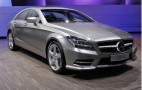 2010 Paris Auto Show: 2012 Mercedes-Benz CLS Live Photos