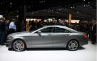 2010 Los Angeles Auto Show: 2012 Mercedes-Benz CLS63 AMG Live Photos