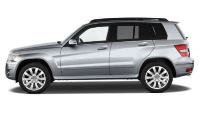 2012 Mercedes-Benz GLK Class Photos