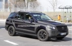 Spy Shots: 2012 Mercedes-Benz ML-Class