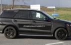 2012 Mercedes-Benz ML63 AMG Spy Video