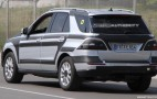 2012 Mercedes-Benz ML-Class With AMG Sports Pack: Spy Shots