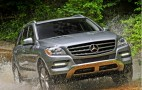 2012 Mercedes-Benz M-Class Tests Its Mettle In The Dirt: Video
