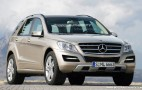 Rendered: 2012 Mercedes-Benz ML-Class