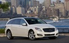 Mercedes-Benz Kills U.S. Sales of R Class Crossover: Report
