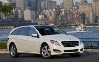 Official: Mercedes-Benz R-Class Dropped From U.S. Lineup