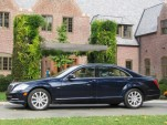 2012 Mercedes-Benz S 350 Bluetec