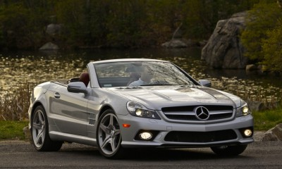 2012 Mercedes-Benz SL Class Photos