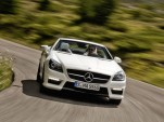 2012 Mercedes-Benz SLK55 AMG
