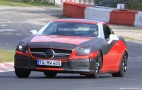Spy Shots: 2012 Mercedes-Benz SLK