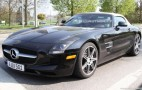 Spy Shots: 2012 Mercedes-Benz SLS AMG Roadster