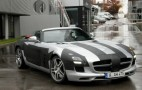 2012 Mercedes-Benz SLS AMG Roadster To Debut At 2011 Frankfurt Auto Show